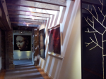 Image of Henry Jones Art Hotel gallery space